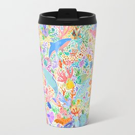 A Narwhal of a Time Travel Mug