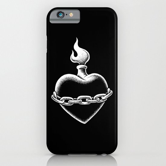 Bridled Heart iPhone & iPod Case