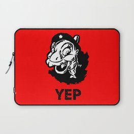 Ducky Guevara (Yep Yep Yep - Land Before Time) Laptop Sleeve