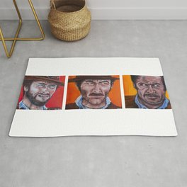 The Good, The Bad, and The Ugly Rug