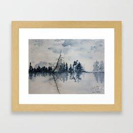 Herefoss-GerlindeStreit Framed Art Print