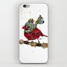 Cardinal Blaze 3 iPhone & iPod Skin