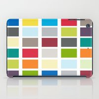 square iPad Cases featuring Square by Kunststraße