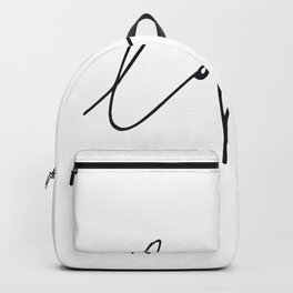 LOVE NO3 Backpack