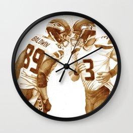Bold & DangeRuss Brew Wall Clock