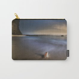 Faded Beach Carry-All Pouch