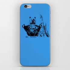 Happy To Bear It With You iPhone & iPod Skin