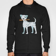 The Dalmatian is out Hoody