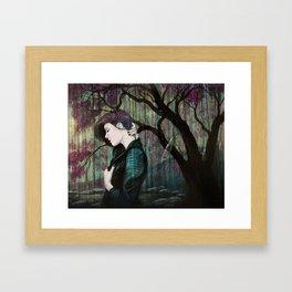 Empties Framed Art Print