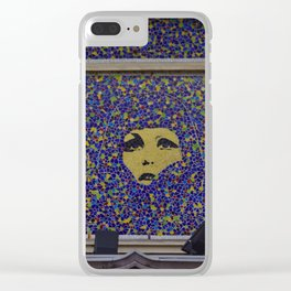 paris hell yea. Clear iPhone Case