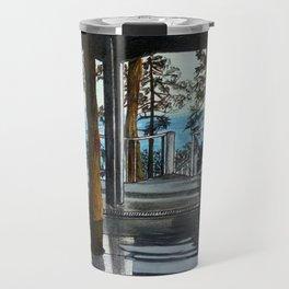 Arquitectura y espacio Travel Mug