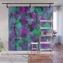Rhapsody of colors 4. Wall Mural