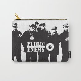 Public Enemy Carry-All Pouch