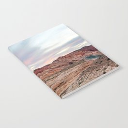 Nevada Mountains 8-7 Notebook