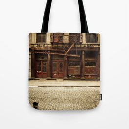 Greene Street SoHo Tote Bag