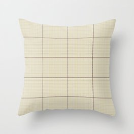 Stiched Throw Pillow