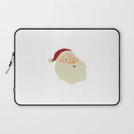Cute Santa head Laptop Sleeve