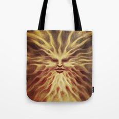 Sun King Tote Bag