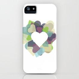 HEART HEART iPhone Case