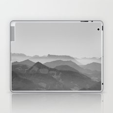 The amazing world of mountains Laptop & iPad Skin