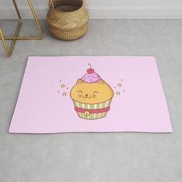 Cat Cake Rug