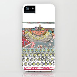 I DON'T KNOW WHAT TO WRITE YOU iPhone Case