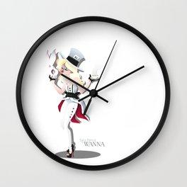 Alice by Sara Penco Wall Clock