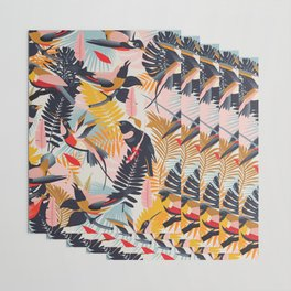 Paradise Birds II. Wrapping Paper
