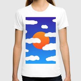Summer Sky T-shirt