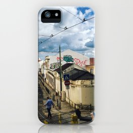 Coffee in Portugal iPhone Case