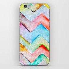 Chevrons iPhone & iPod Skin