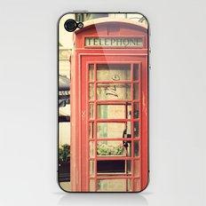 London calling ... iPhone & iPod Skin