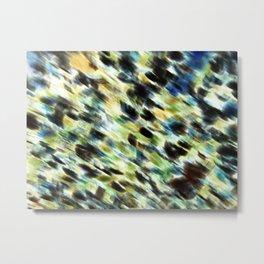 Subconscious Salad Metal Print