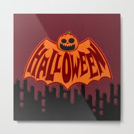I AM HALLOWEEN - Halloween 2020 Metal Print