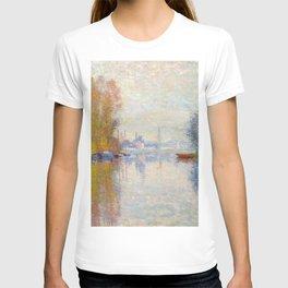 Autumn On The Seine Argenteuil T-shirt