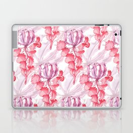 Vortex Floral Pattern from the Impossible Florals Series Laptop & iPad Skin