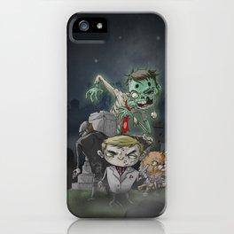Johnny's Revenge iPhone Case