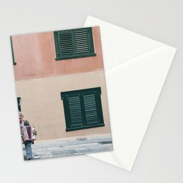 Busker Stationery Cards