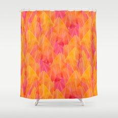 Tulip Fields #105 Shower Curtain