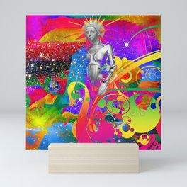 Cosmic Journey Mini Art Print
