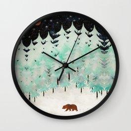 nature's way Wall Clock
