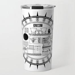 Blowfish Travel Mug