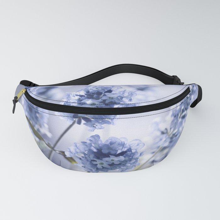 Lavender Blue 87 Fanny Pack