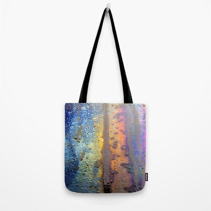(t)Rainbow Tote Bag