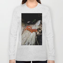 Red Newt Long Sleeve T-shirt