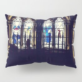 The stain glass tomb of Rochester Pillow Sham