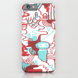 Space Deluxe iPhone Case