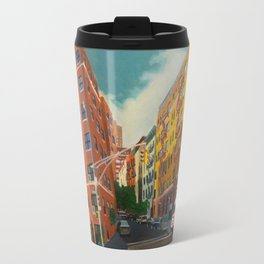 AFTERNOON NEW YORK Travel Mug