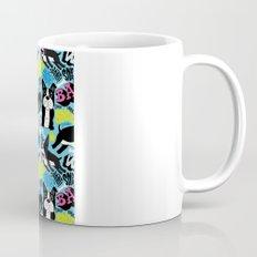 Boston Terrier Pattern Mug