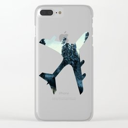 Link Creek Clear iPhone Case